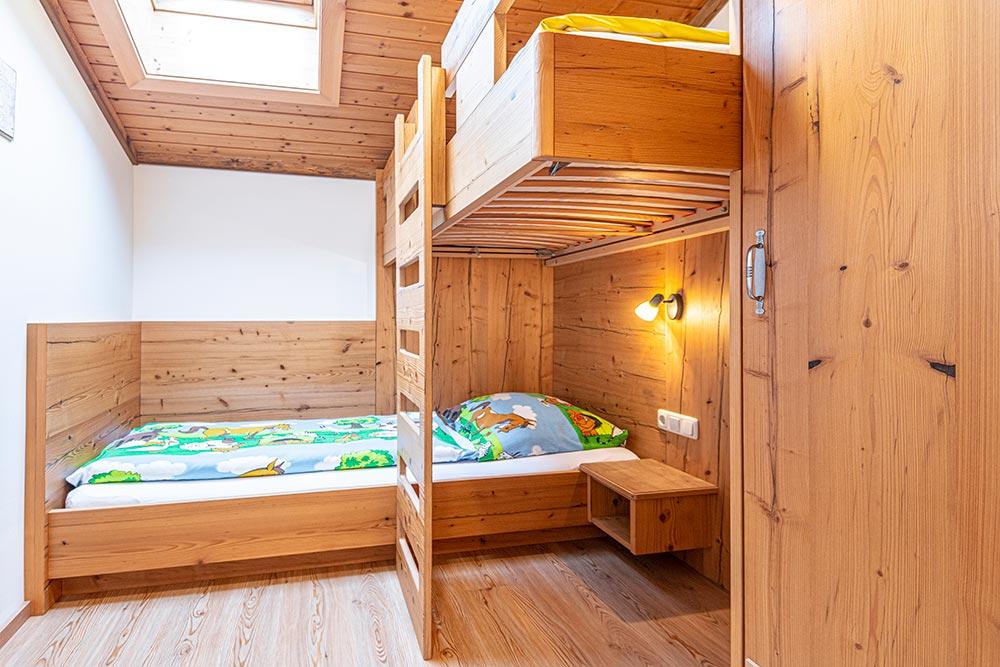 Ferienwohnung Rosengarten - Kinderzimmer