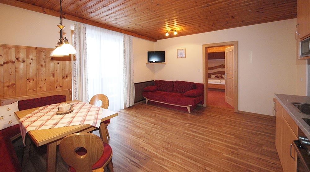 Ferienwohnung Schlüsselblumenwiese - Wohnküche