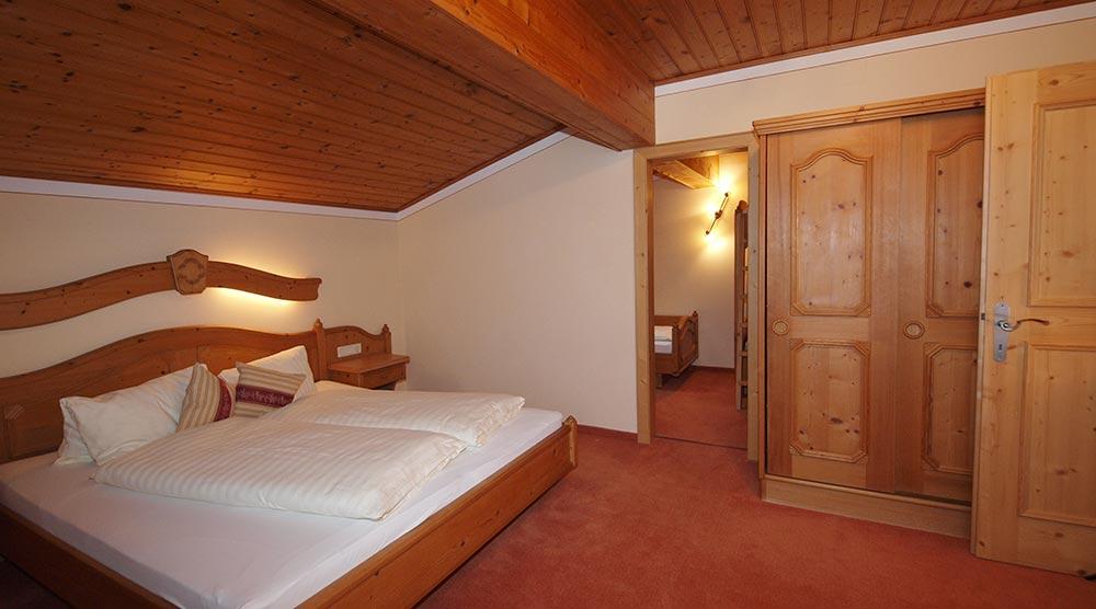 Ferienwohnung Schlüsselblumenwiese - Schlafzimmer