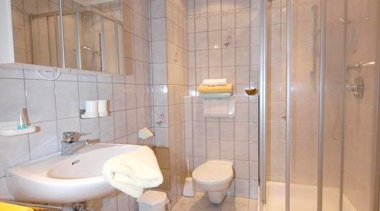 Ferienwohnung Schlüsselblumenwiese - Badezimmer