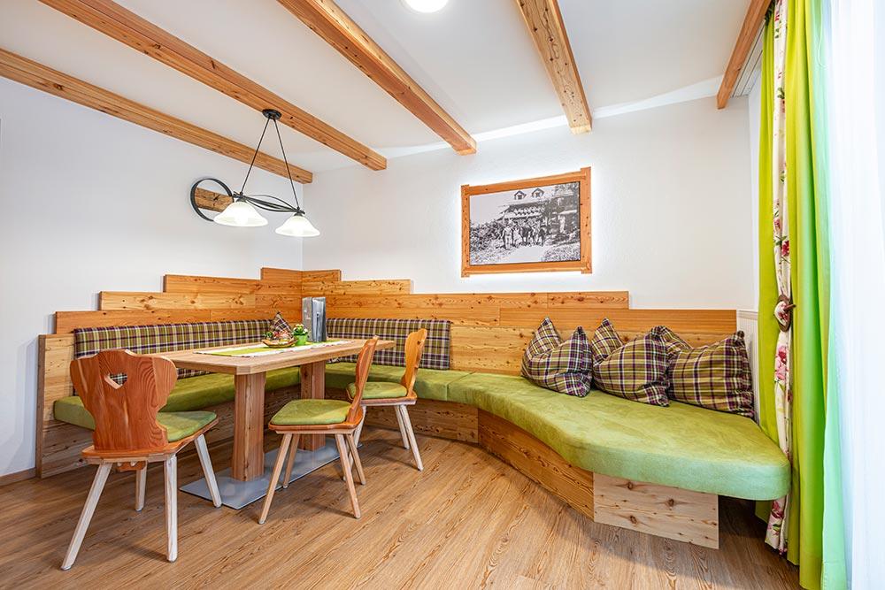 Ferienwohnung Tulpenfeld - Wohnküche