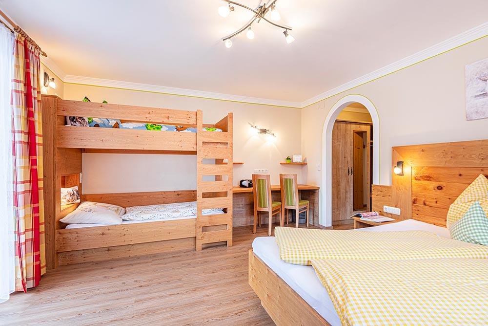 Ferienwohnung Tulpenfeld - Schlafzimmer