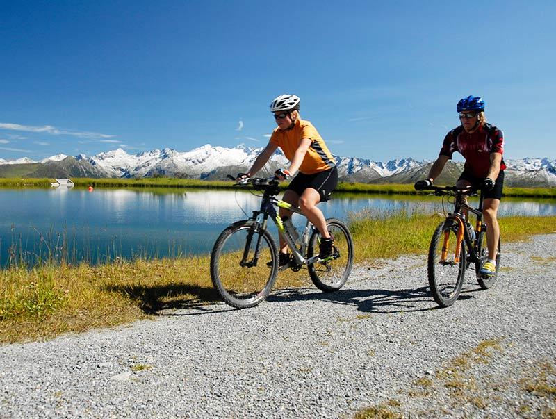 Radfahren in Dorfgastein